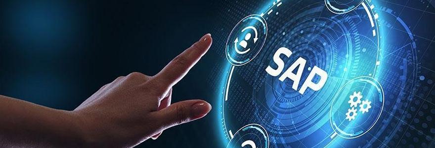 Le logiciel SAP